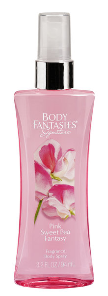 Body Fantasies парфюмен спрей за тяло Pink Sweet Pea Fantasy 94мл.