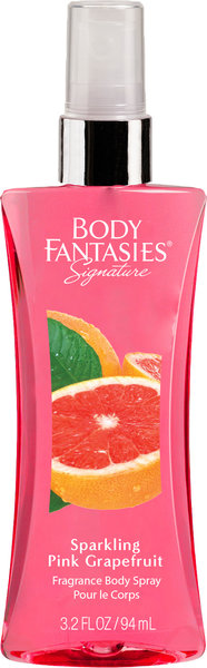 Body Fantasies парфюмен спрей за тяло Sparkling Pink Grapefruit 94мл.
