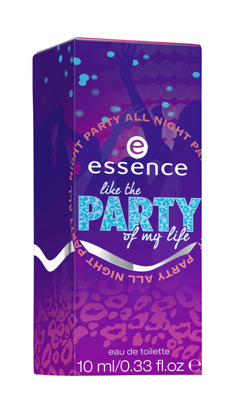 Essence одт party of my life 10мл.
