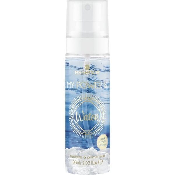 Essence MY POWER IS WateR спрей hydrate & prime 04