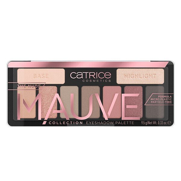Catrice сенки палитра The Nude Mauve 9 цвята