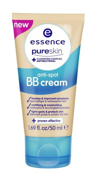 Essence pure skin BB крем 50мл.