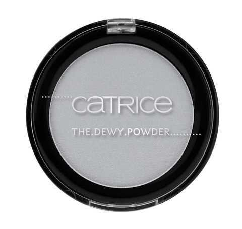 Catrice The.Dewy.Routine пудра 03