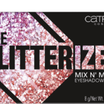 Catrice сенки палитра The Glitterizer Mix N Match
