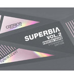 Catrice сенки палитра 10 цвята Superbia Vol.2 Frosted Taupe