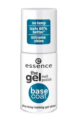 Essence база за нокти the gel nail polish