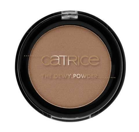 Catrice The.Dewy.Routine пудра 02