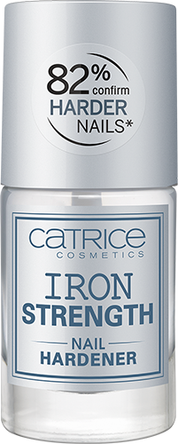 Catrice заздравител за нокти Iron Strength